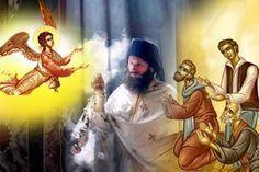 Το θυμίαμα δημιουργεί κατανυκτικό κλίμα προσευχής και ελκύει την αγιαστική χάρη του Θεού.