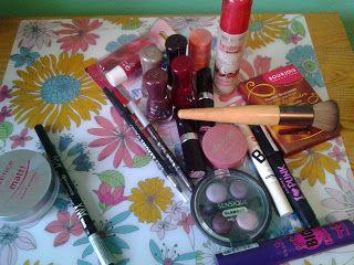 Nat Fashion Diary: coups de coeur novembre 2013 partie 2-maquillage