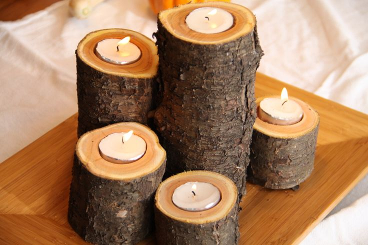 Branch Candleholders