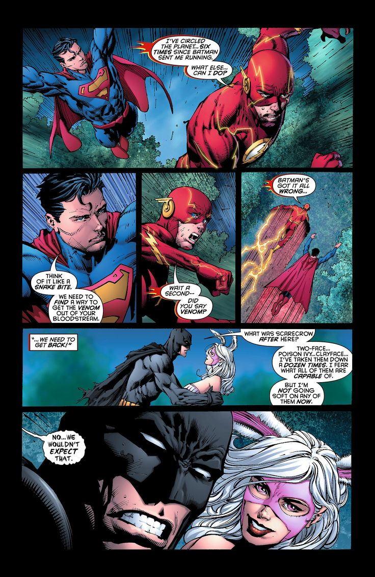 Batman: The Dark Knight #6 by David Finch