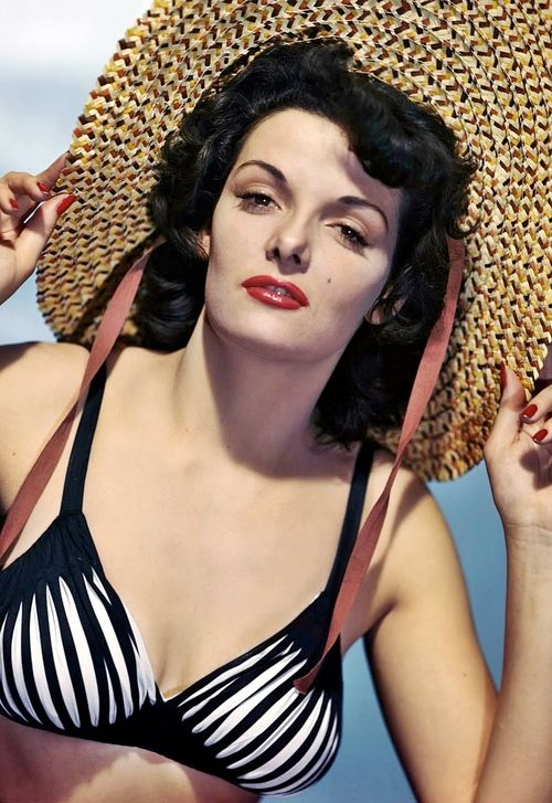 138 best Jane Russell images on Pinterest