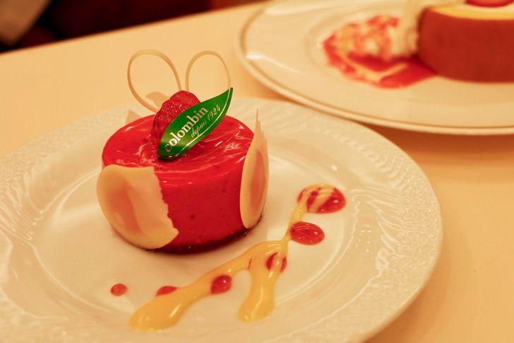 コロンバン原宿本店サロンで「苺フェア」フォトジェニックなあまおうロールケーキを堪能してきた! | 東京散歩ぽ