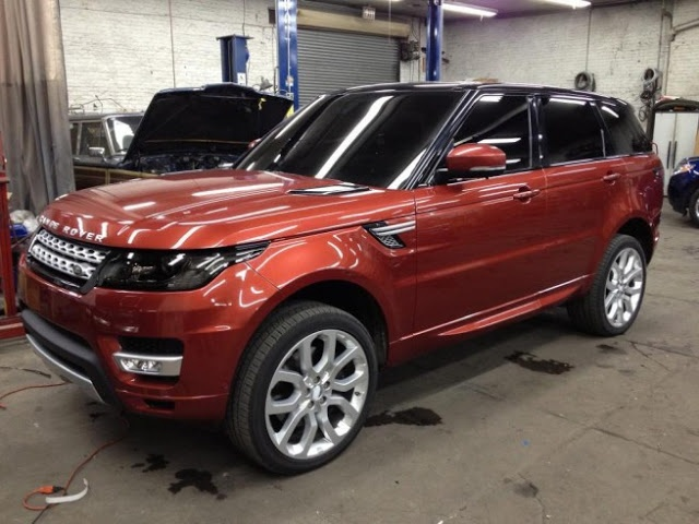 New Range Rover Sport Revealed