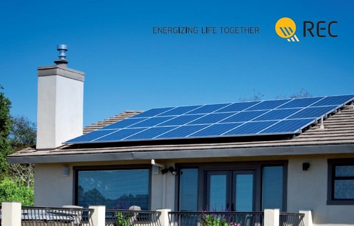 Going solar? Go with REC