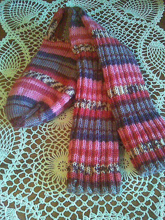 Купить Женские вязаные носочки - однотонный, носки, носки ручной работы, носки вязаные