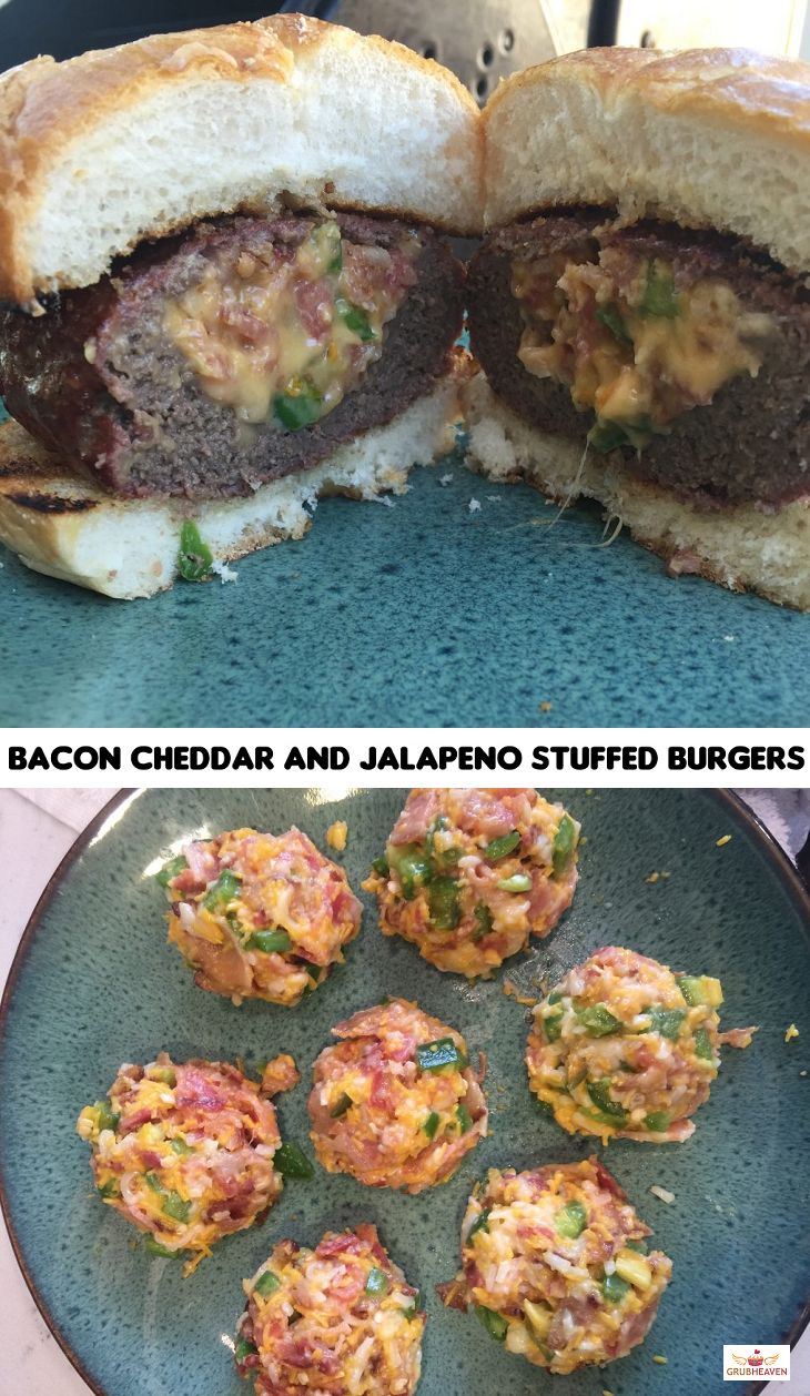 Bacon. Cheddar. Jalapenos. In a burger. http://www.grubheaven.com/?osetin_recipe=bacon-cheddar-and-jalapeno-stuffed-burgers