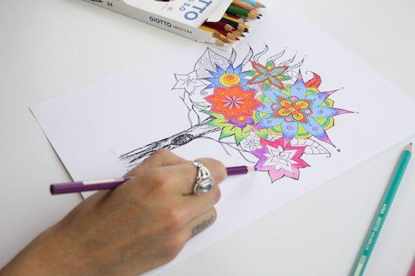 ¿Os gustan los mandalas? Seguro que habéis notado que se han puesto de moda los dibujospara colorear mandalas. ¿Sabéis en qué consisten? Son representacio