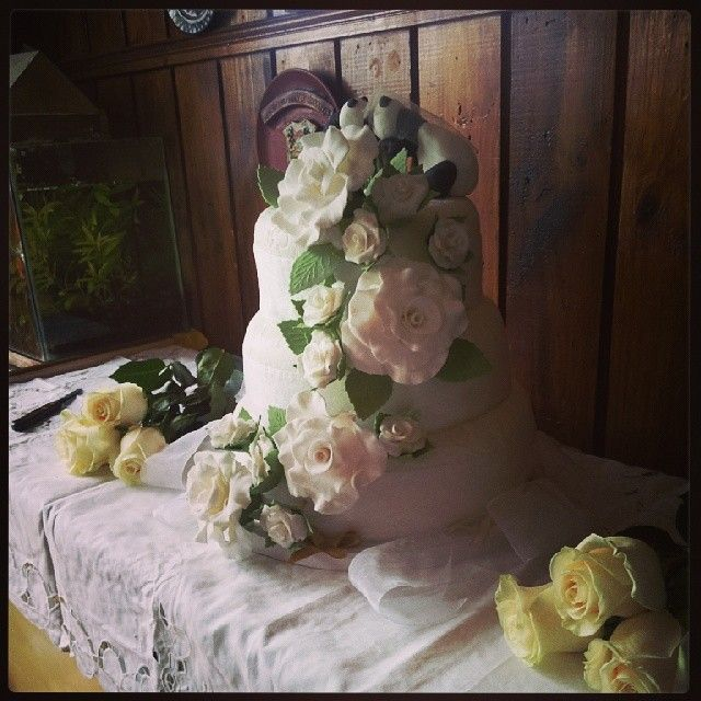 Torta de boda. <3
