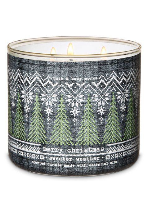 sweater weather Dont Leave Bath & Body Works Epic Candle Day Sale Without the New G.O.A.T