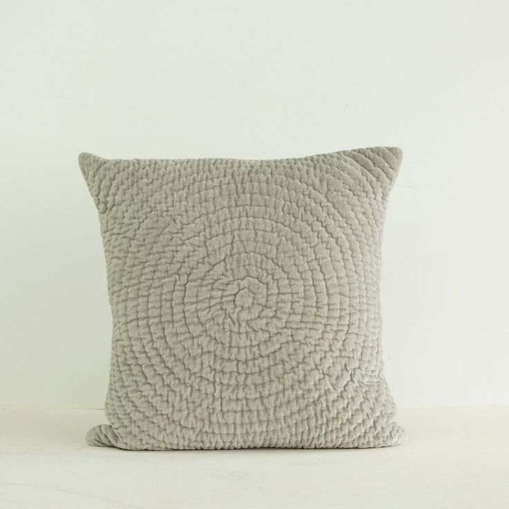 Quilt Ring Cushion Dove