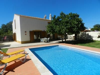 Lovely spacious holiday house in between Messines and Alte in the Algarve, Portugal