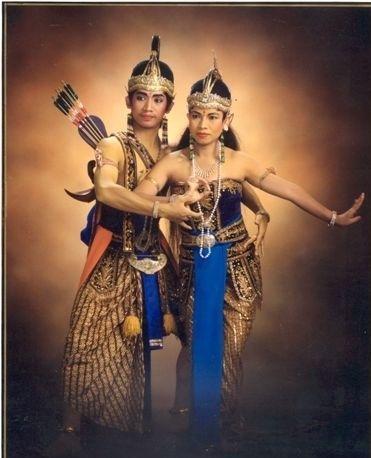 Kamajaya & Kamaratih (Karonsih) Dance