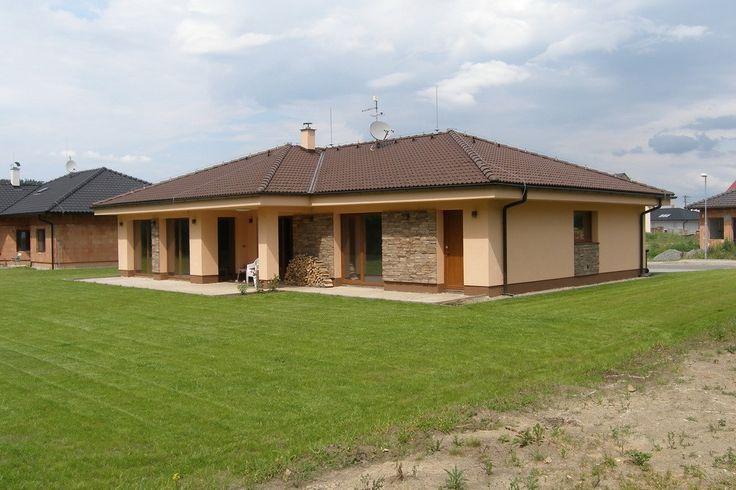 Bungalov 874G - Postavím si dům.cz