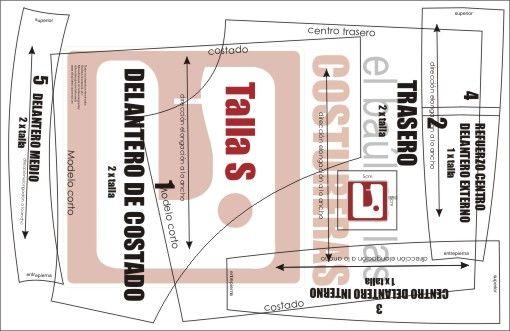 Patrón de costura gratis en talla S para calzoncillo de 075638e6be9d