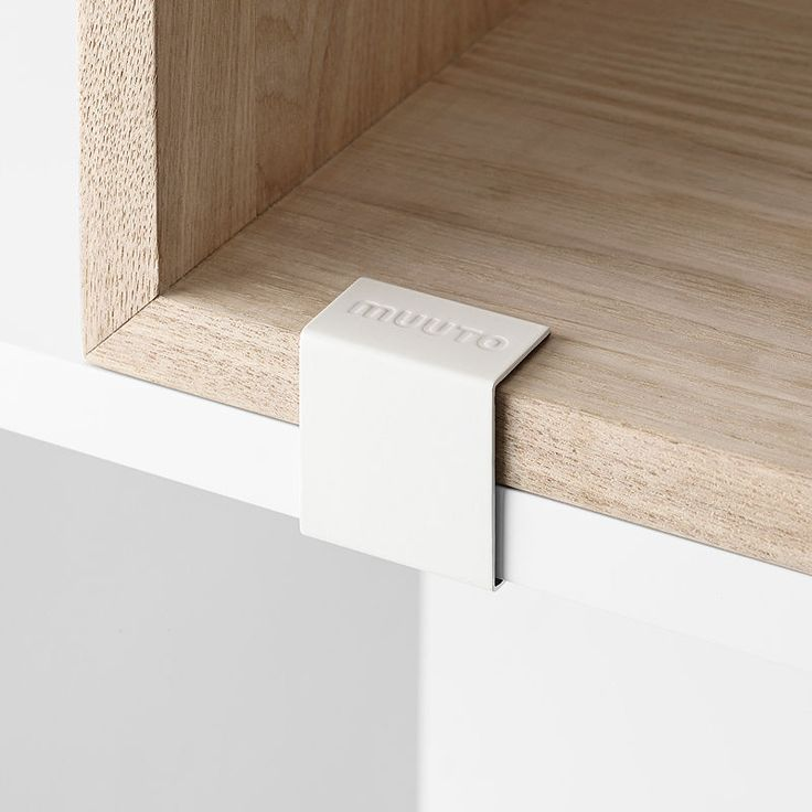 muuto stacked clips white 800