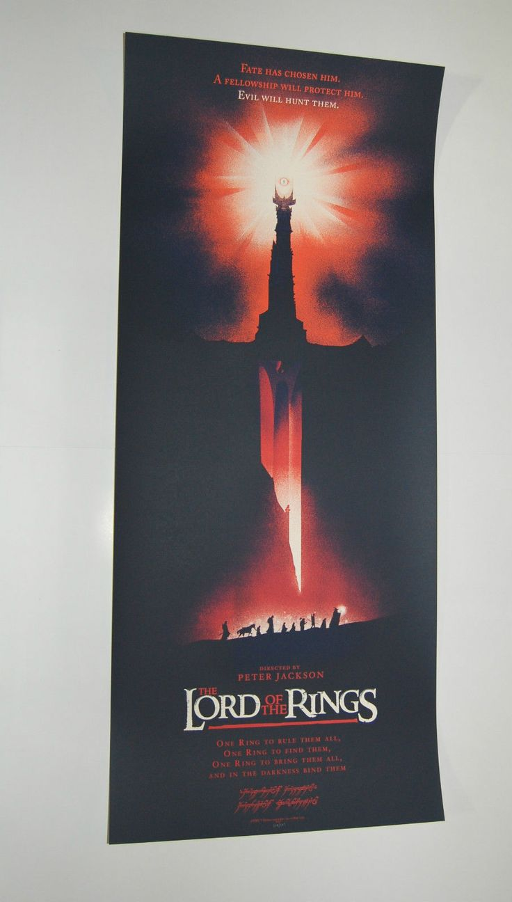 United lotr images uc1380aslb anduril jpg - United Lotr Images Uc1380aslb Anduril Jpg Lord Of The Rings Variant Movie Poster 2012 Olly Download