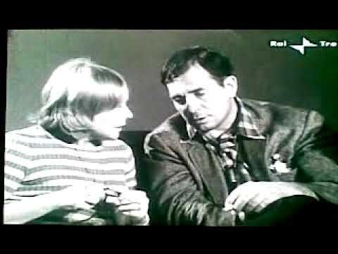 "FERNANDA PIVANO intervista JACK KEROUAC  ""Nel mio lavoro descrivo sempre la vita vera"" J. Kerouac"