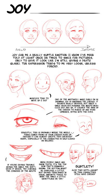 As per request (thanks, singingrabbitskull!), I did a half-tutorial, half-sporadic notes on how I generally render basic expressions. There's already a lot of cool tutorials that exist on how to do expressions, so I tried to just look at a lot of really minor details that I've used but haven't seen commonly passed down. required disclaimer: this is just how I go about it, feel free to ignore bits, steal bits, do whatever you want with them. Hope this helps, and if you have any questions…