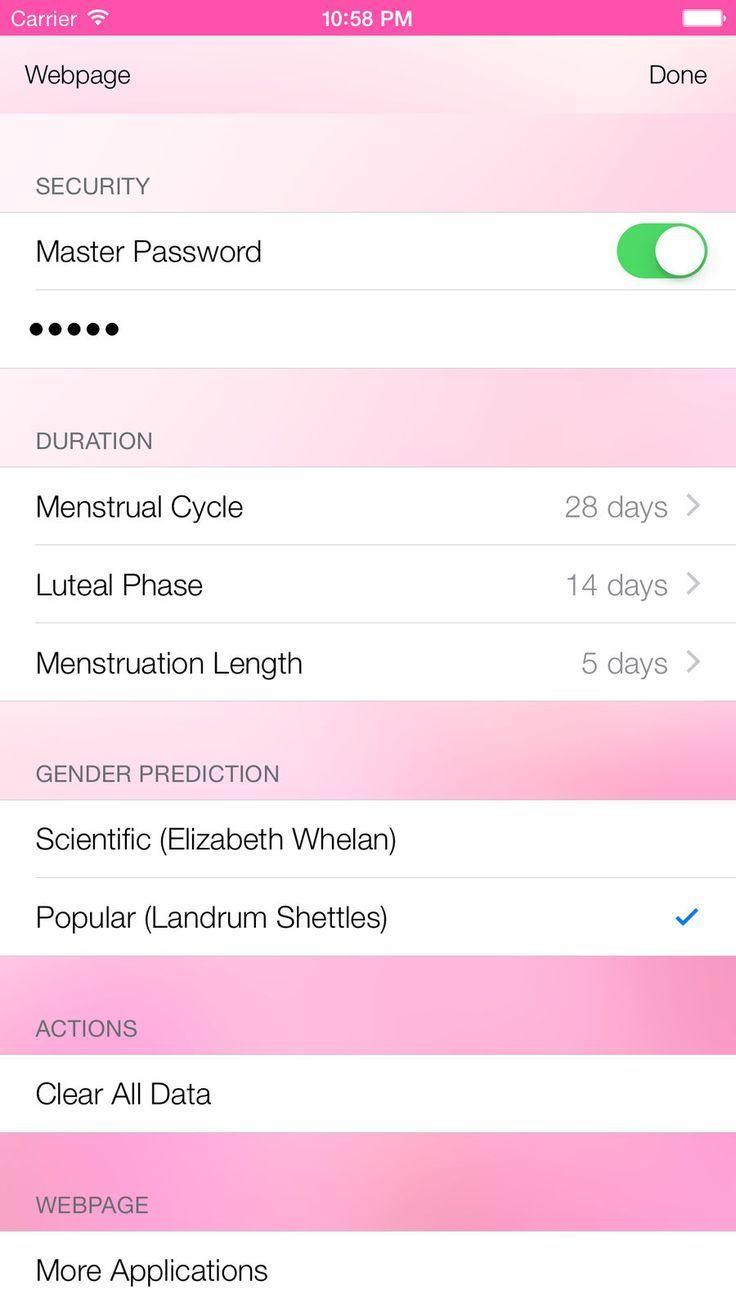Ovulation Calculator – cool iphone game – #cool #cool #iPhone #ovu ……   – Pregnancy Calculator