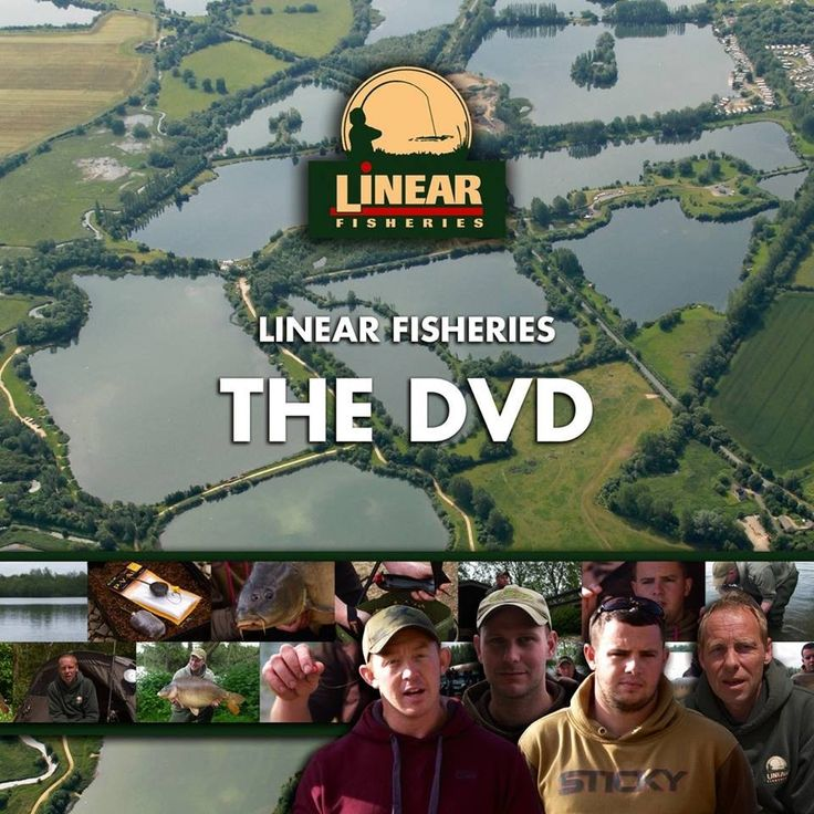 Linear Fisheries Official DVD