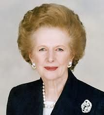 "Former British Prime Minister Margaret Thatcher died today following a stroke, her spokeswoman confirmed.  Britain's only female prime minister, Thatcher served from 1979 to 1990 as leader of the Conservative Party. She was called the ""Iron Lady"" for her personal and political toughness.  Thatcher retired from public life after a stroke in 2002 and suffered several strokes after that."