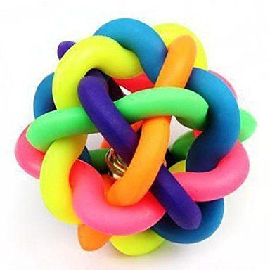 Electronictechcrafts® Pet Supplies Twist Ball with Bell Dog Toy Chew Toyspets store online pet supplies best toys for puppies funny dog toys - http://www.petsupplyliquidators.com/electronictechcrafts-pet-supplies-twist-ball-with-bell-dog-toy-chew-toyspets-store-online-pet-supplies-best-toys-for-puppies-funny-dog-toys/