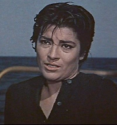Irene Papas  in THE GUNS OF NAVARONE (1961)