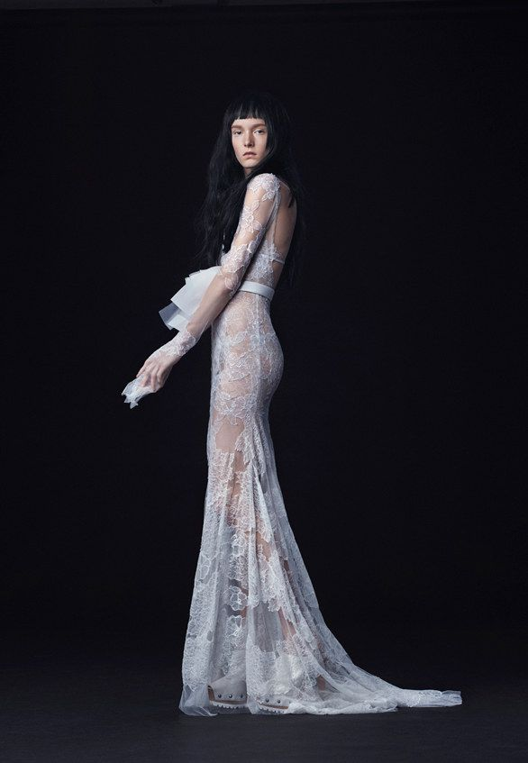 25 best vera wang images on Pinterest   Vera wang bridal, Wedding ...