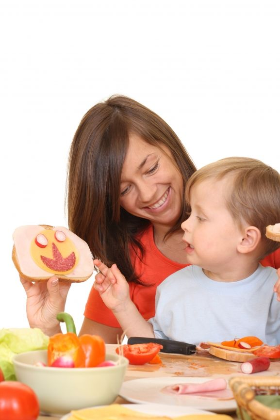 3 healthy fun foods for nannies to make