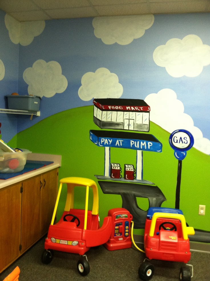 43 best poker dogs images on pinterest for Cleveland gas station mural