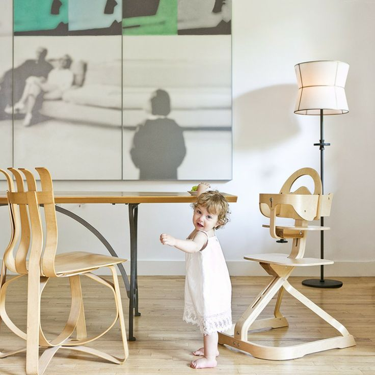 The Svan High Chair Is A Beautiful, Modern Swedish Chair That Fits From Six  Months To Hood. Description From Adjusstable.com. I Searched For This Ou2026