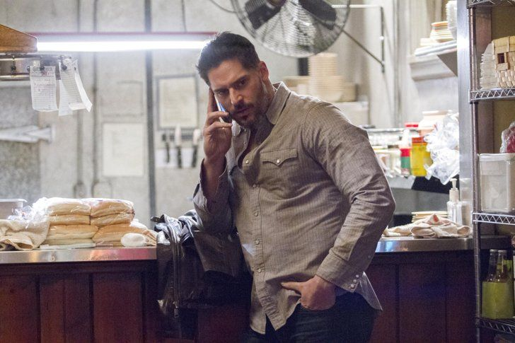 Pin for Later: This Is the Most Shocking TV Death of 2014 Alcide, True Blood