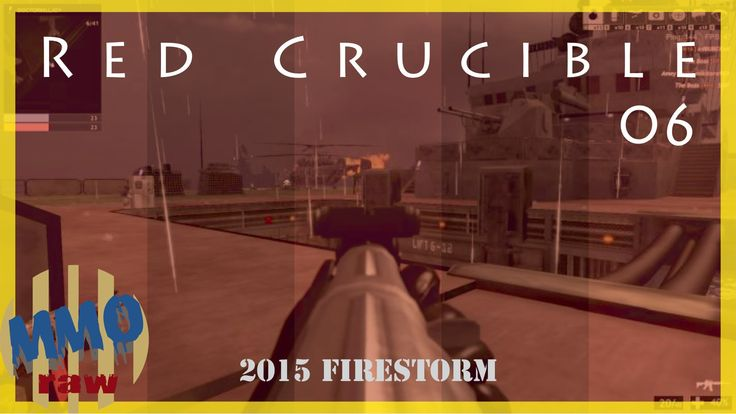 Red Crucible 2015 Firestorm 6 - Red Crucible [Firestorm] is a Free to Play FPS [First Person Shooter] MMO Game, a Shooter where you can use advanced weapons and vehicles to dominate the battlefield