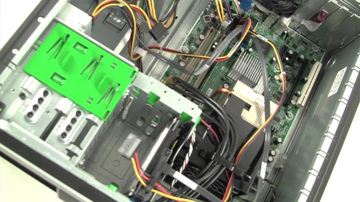 Instalacja sprzętu SSD w komputerach stacjonarnych