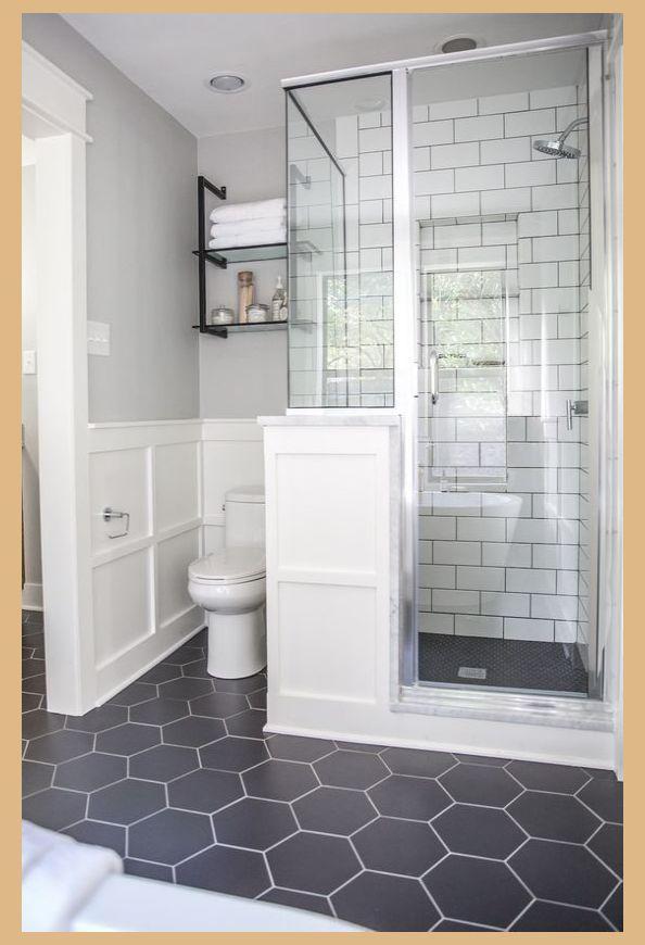 58 Beautiful Subway Tile Bathroom Remodel And Renovation Modern