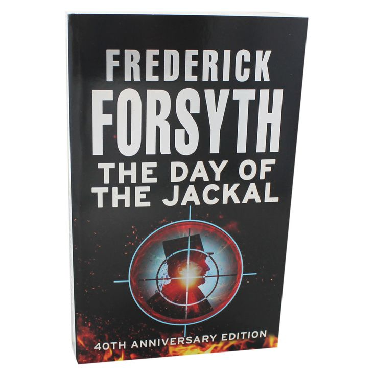 a review of the day of the jackal by fredrick forsyth The day of the jackal by frederick forsyth a copy that has been read, but remains in clean condition all pages are intact, and the cover is intact the spine may show signs of wear.