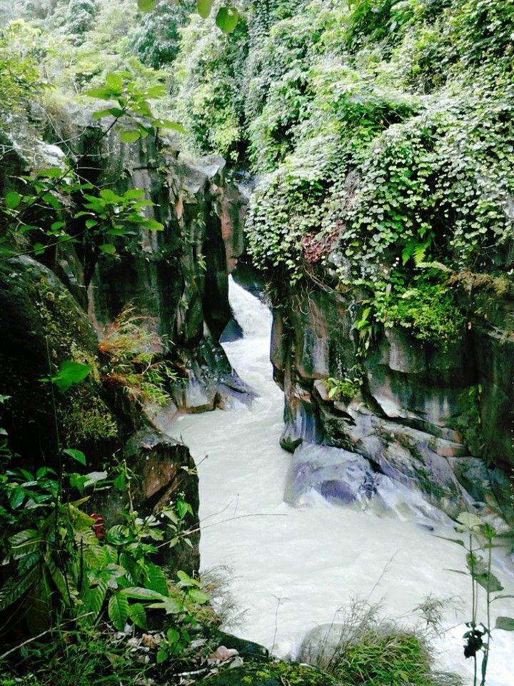 Mangku Kodek Waterfall, Lombok