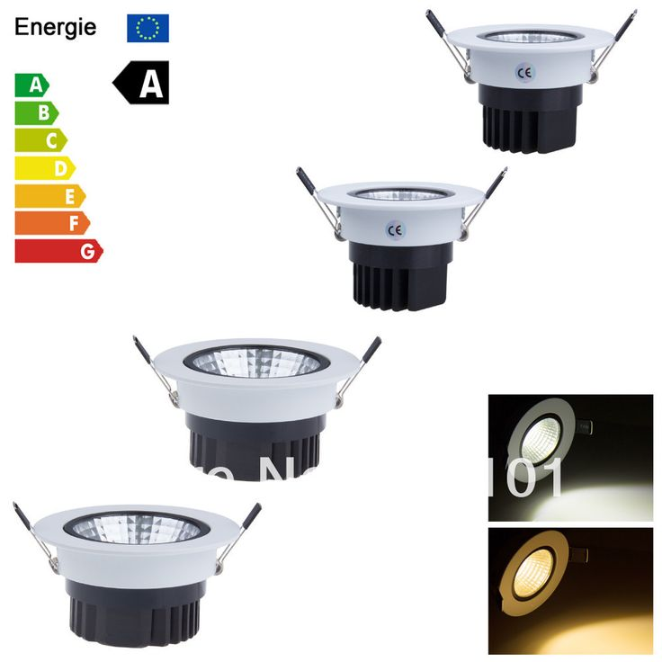 new Dimmable Recessed led downlight cob 6W 9W 12W 15W dimming LED Spot light led ceiling lamp AC 110V 220Vfree shipping-in LED Downlights from Lights & Lighting on Aliexpress.com | Alibaba Group