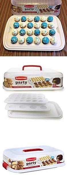 Rubbermaid Cupcake Carrier. Rubbermaid Cupcake Platter, Party Serving Kit.  #rubbermaid #cupcake #carrier #rubbermaidcupcake #cupcakecarrier
