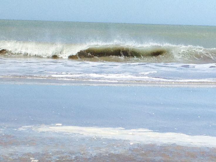 Oceano Atlantico. Pinamar. Argentina