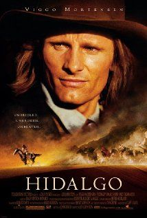 Hildalgo (2004)    In 1890, a down-and-out cowboy and his horse travel to Arabia compete in a deadly cross desert horse race.