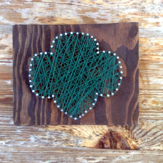 This ready-to-ship item would make a wonderful Girl Scout Leader gift or decorative element for your troop meeting location. This piece is made from