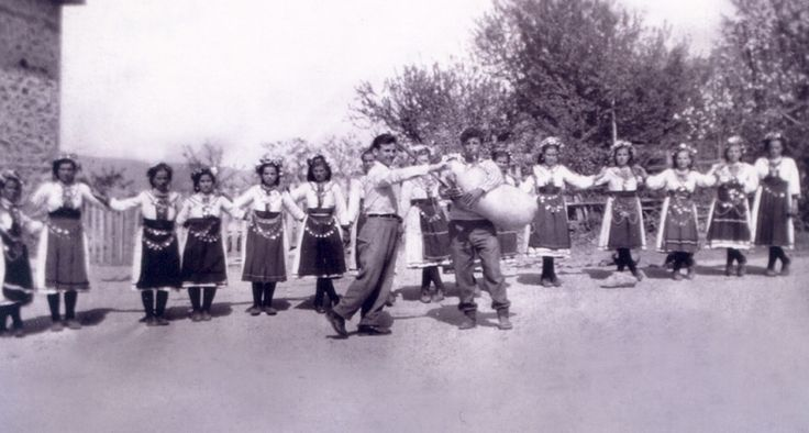 Δάσκιο ΗμαθίαςΛαζαρίνες 1956