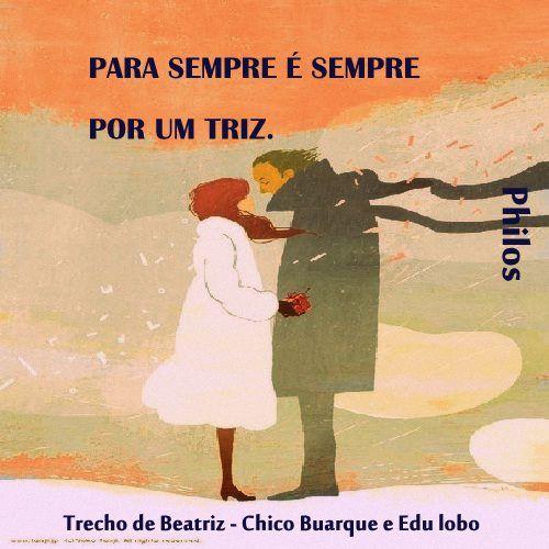 "Coisas de Terê → ♫ ""Beatriz"" - Chico Buarque & Edu Lobo"