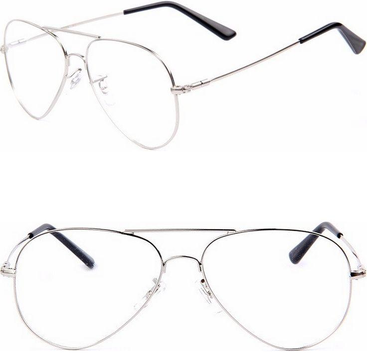 lunette de vue style ray ban aviator