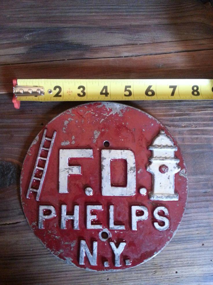 Phelps NY FD