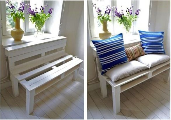 Projects From Pallets | MAKE | 15 Projects Made from Shipping Pallets