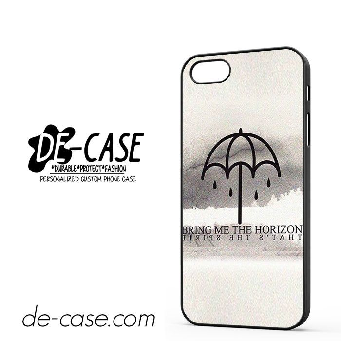 Bring Me The Horizon That's The Spirit DEAL-2113 Apple Phonecase Cover For Iphone 5 / Iphone 5S