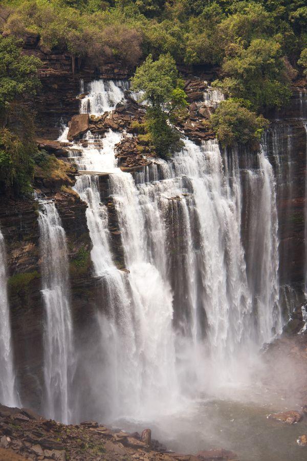 Kalandula Water Falls by Miguel Esteves on 500px