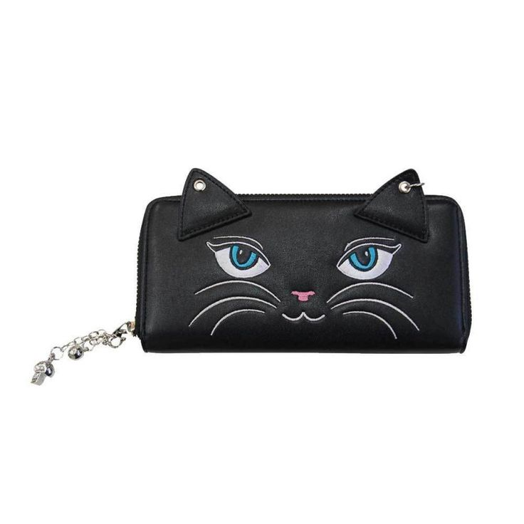 Carmen Cat Purse by Banned Apparel